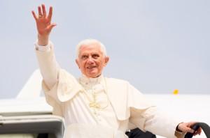 Papa Benedikt XVI. 2011
