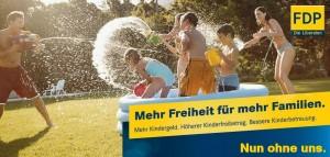 """FDP """"Nun ohne uns"""""""