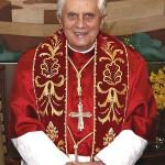 Altpapst Benedikt XVI.