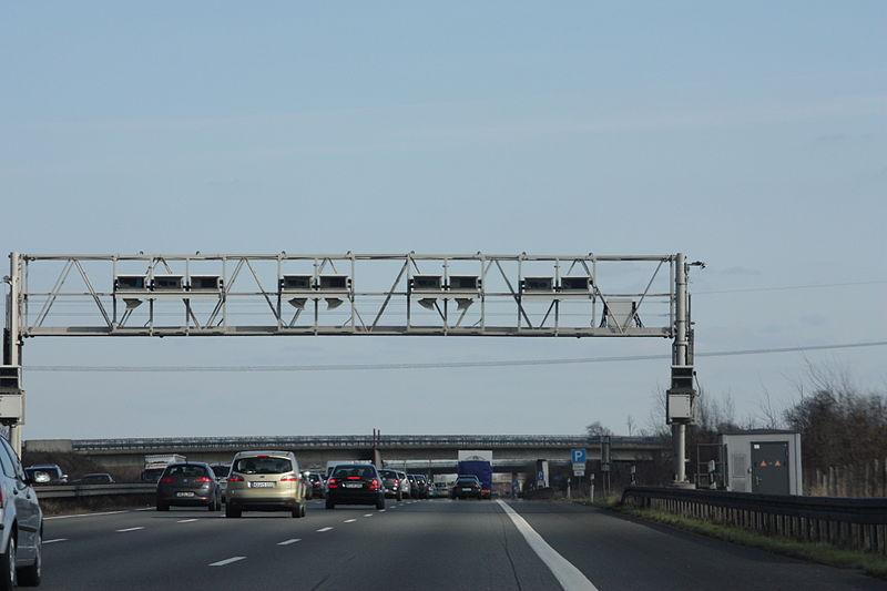 Mautbrücke