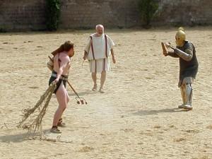 Gladiatorenkampf