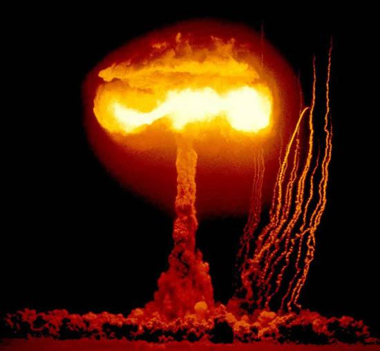 Atombombe 550
