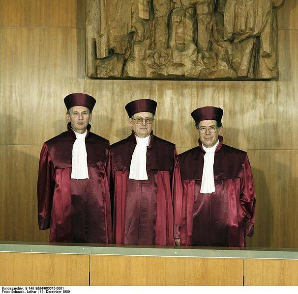Bundesverfassungsrichter