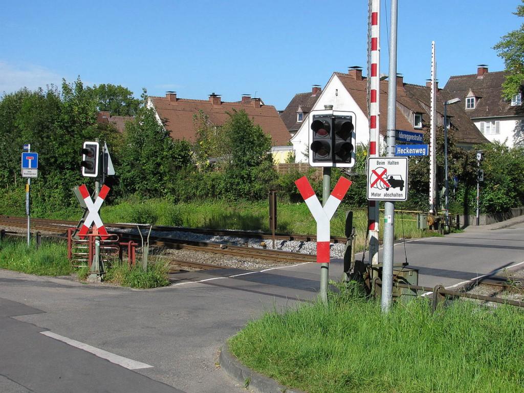 XY-Andreaskreuz