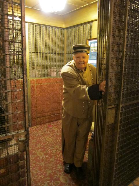 Aufzugführer