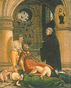 Mariazeller_Wunderaltar-Exorzismus