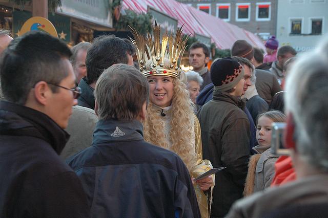 Nürnberger Christkind 2008
