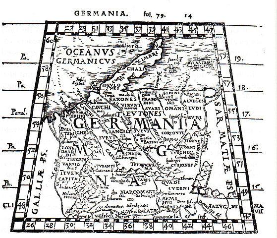 Deutschlandkarte_aus_der_Ausgabe_der_Cosmographia_von_1538