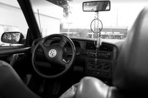 VW mit Autoradio