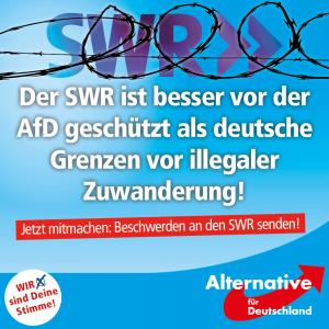 AfD Grenzzäune
