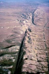 San-Andreas-Verwerfung