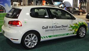 VW Golf TDI Clean Diesel