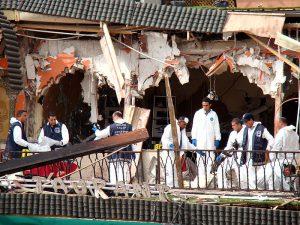Terroranschlag in Marrakesch 2011