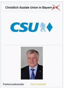 CSU e. V.