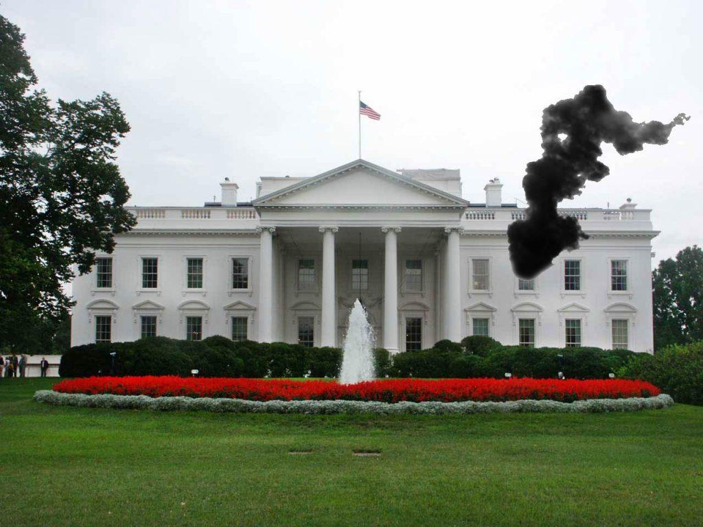 Feuer_Weißes_Haus