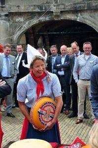 Frau Antje aus Holland