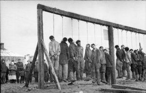Todesstrafe Galgen