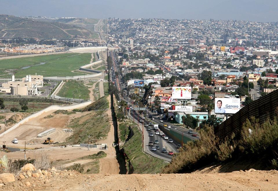 Mauer USA/Mexiko
