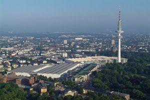 G20: Hamburger Messehallen