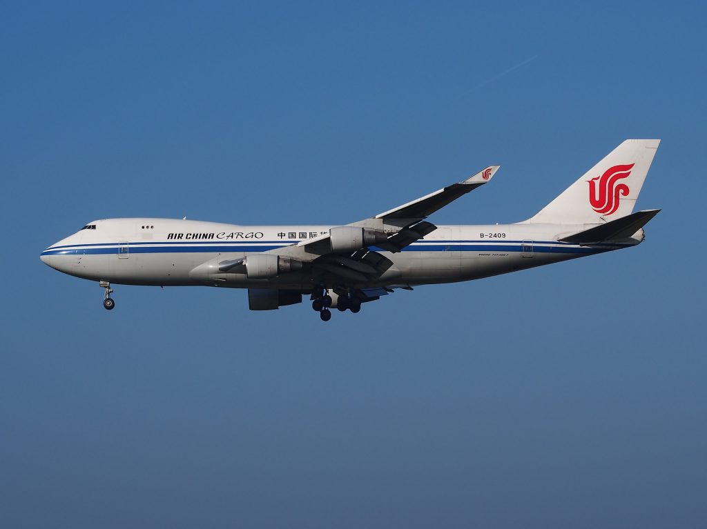 Boeing 747 Jumbo-Jet Air China