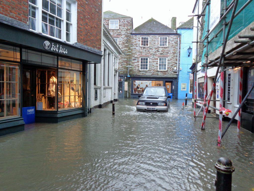 Hochwasser England