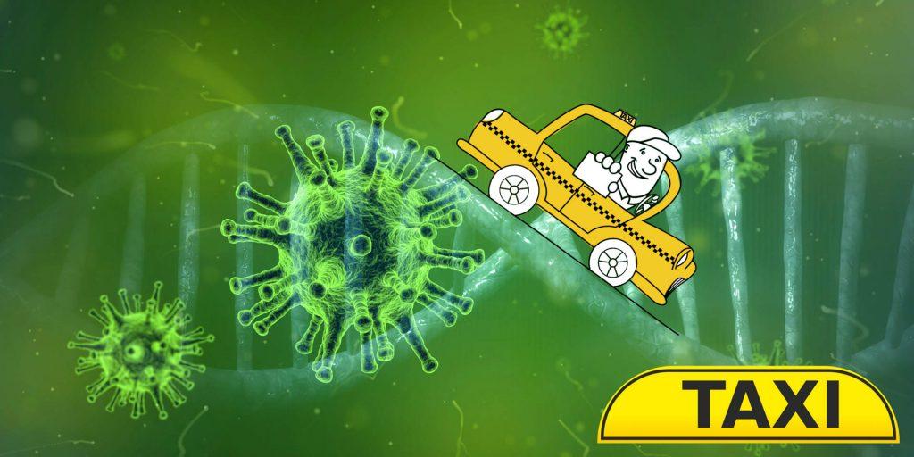 Taxi-Coronavirus