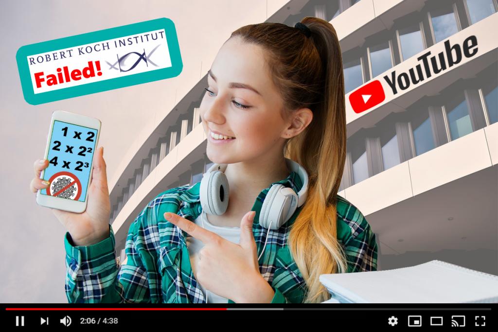Influencerin YouTube-Uni