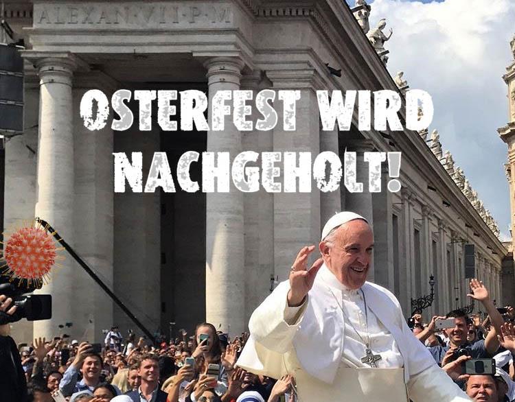 Papst Osterfest