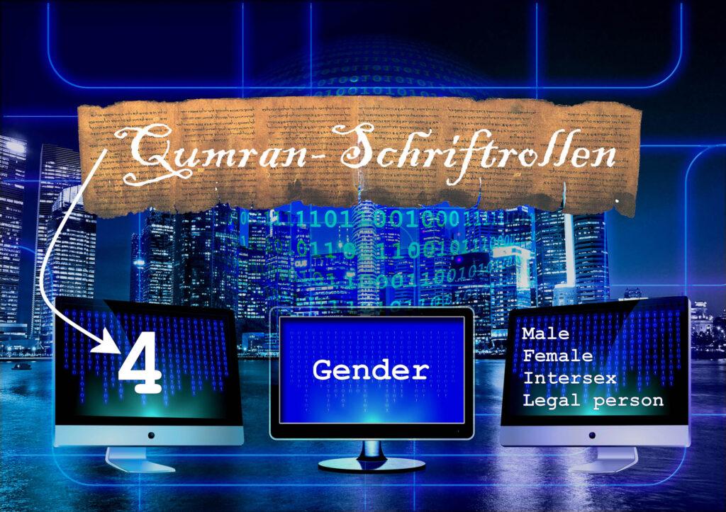 Vier Geschlechter