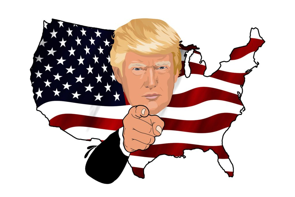 Donald Trump wants you