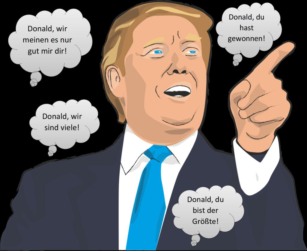 Donald-Stimmen