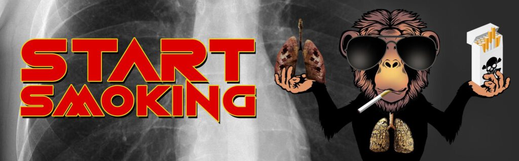 Die satirische Seite für Nicht- und Noch-Raucher