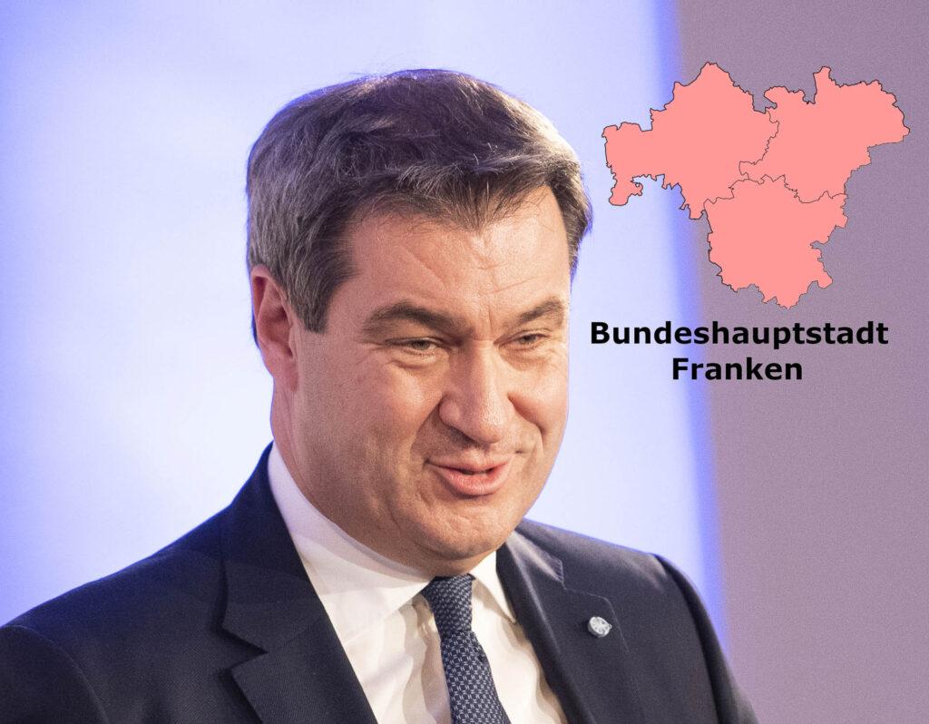 Bundeshauptstadt Franken