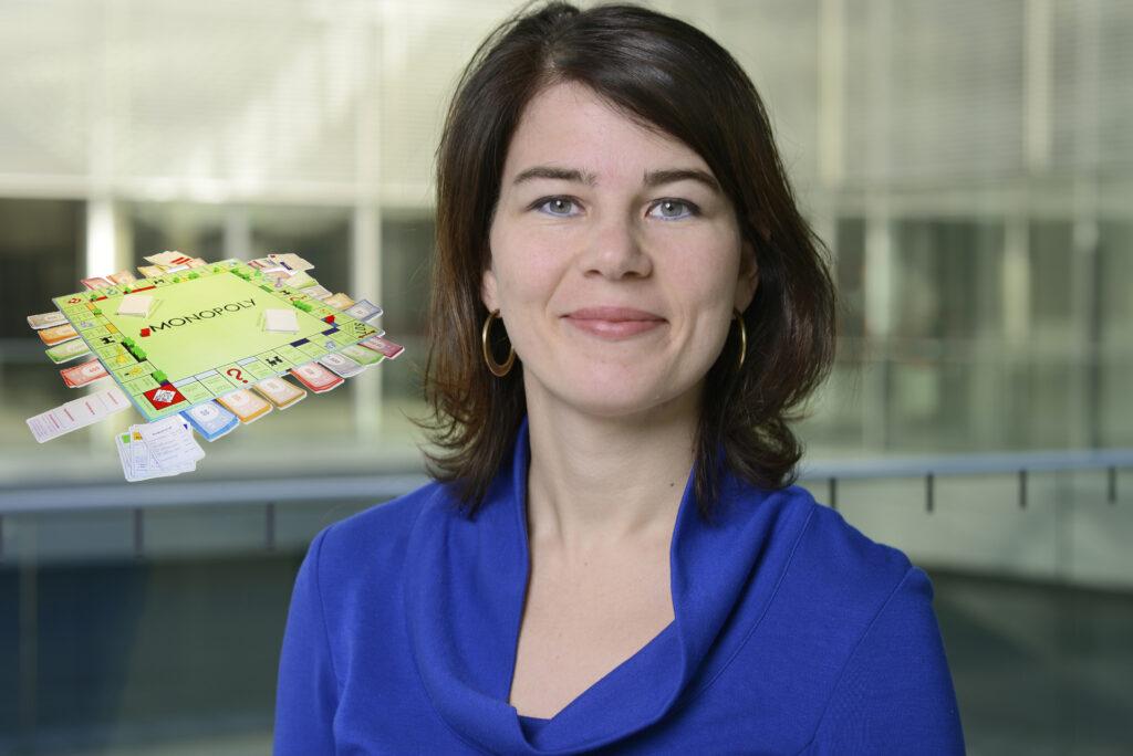 Annalena Baerbock Monopoly