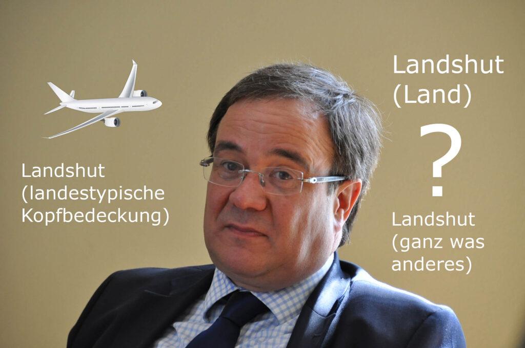 Armin Laschet – Landshut