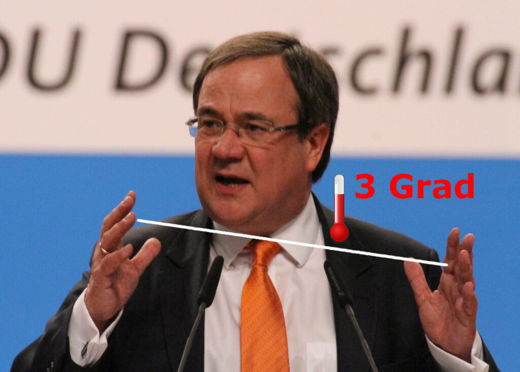 3 Grad – Armin Laschet